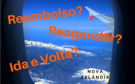 passagem aerea para nova zelandia