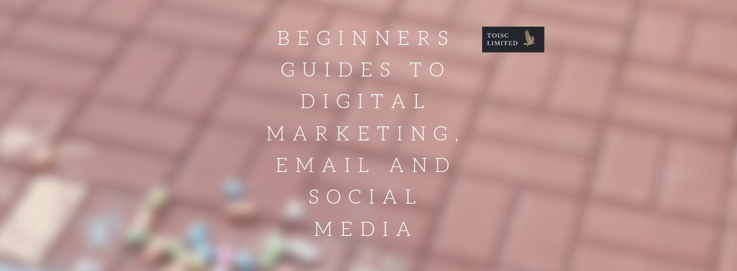 Beginners Guides to Digital Marketing, Email and Social Media, Toisc Limited