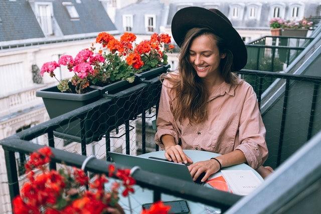 Unelmana oma blogi