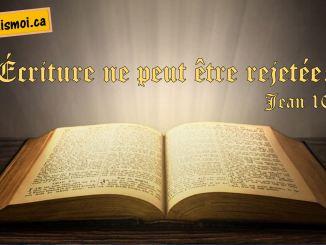 Jean 10.35