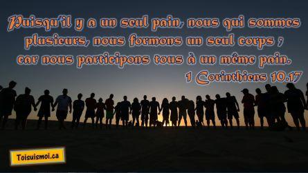 1 Corinthiens 10.17