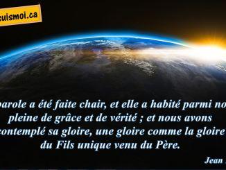 Jean 1.14