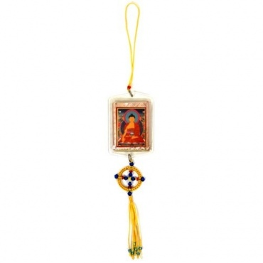 porte bonheur bouddhiste