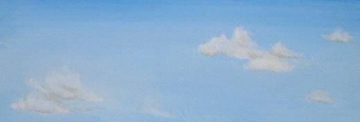 faux-skies / ζωγραφιστός ουρανός