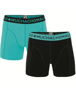 Muchachomalo 2-Pack Tights 1010SOLID215