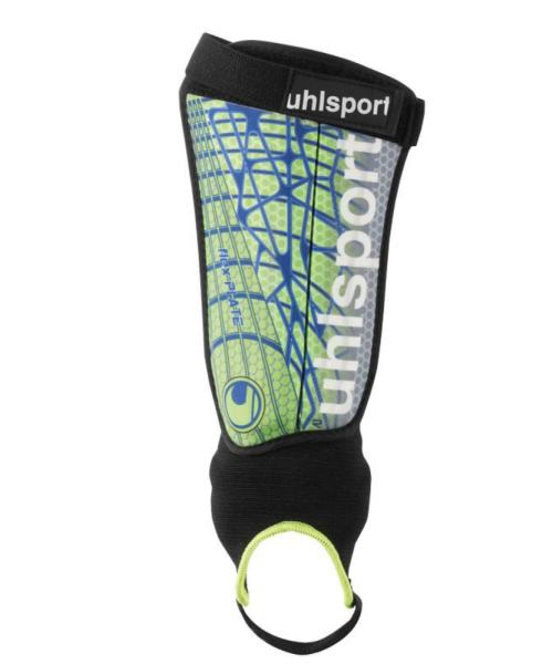 Uhlsport FLEXPLATE Benskinner Fluo green/blue /anthracite