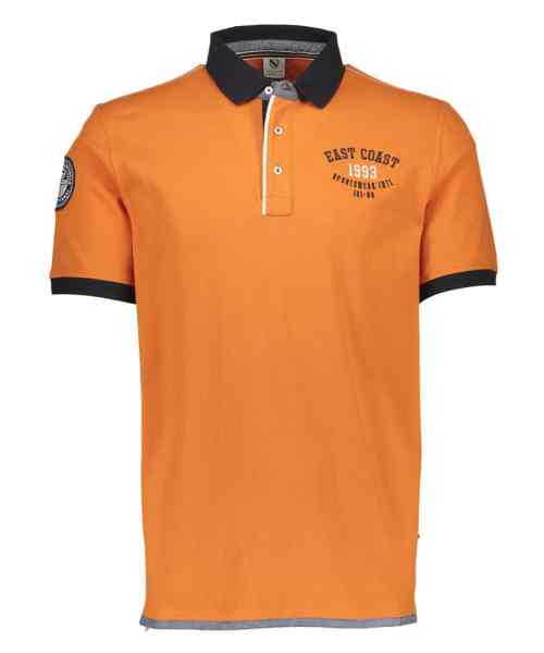 Jacks Polo 3-49303 Orange