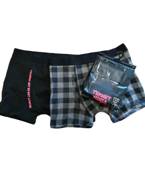 Kids Up Ternet Ninja Tights 2-pack 1706017