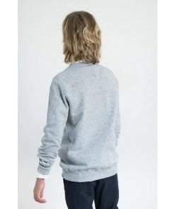 Garcia Sweatshirt L93660 Grey Melee