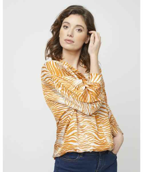 Soyaconcept GARBIE 2 Bluse Orange