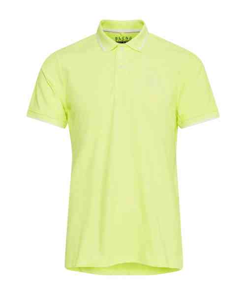 Blend Nate Polo Neon Yellow