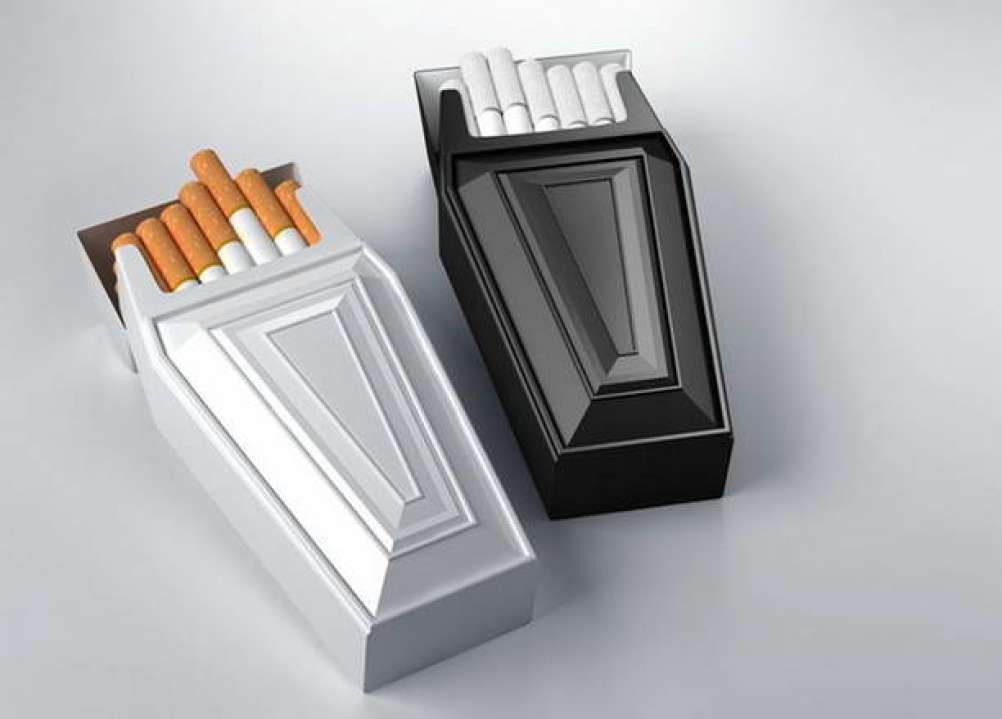 Coffin-Smoke-Box