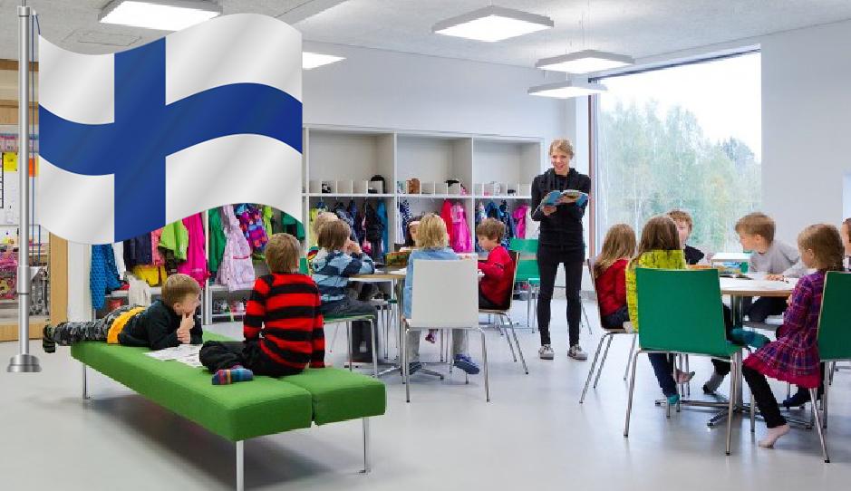 8 curiosidades de la educación en Finlandia que te sorprenderán