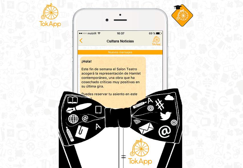 Netiqueta: Reglas para mensajes en TokApp y redes sociales