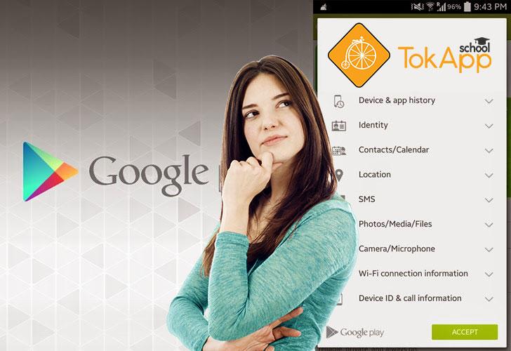 TokApp en Android: El porqué de los permisos