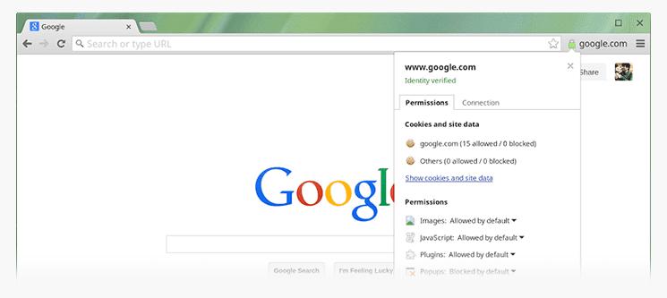 google chrome без адресной строки