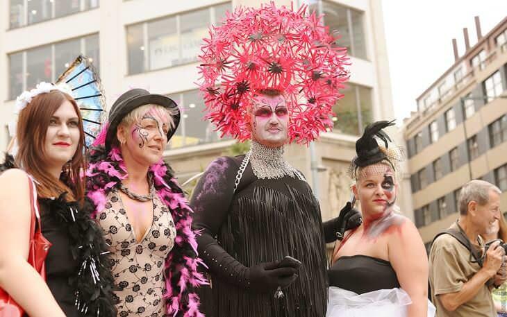 гей-парад Прага 4271
