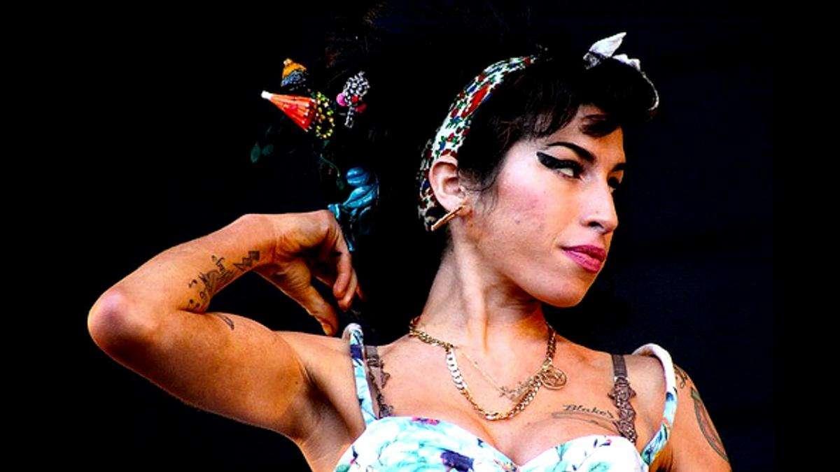 Емі Вайнгауз Amy Winehouse