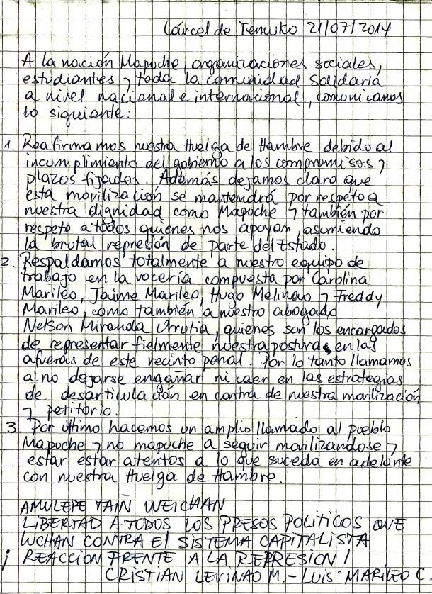 Comunicado-carcel-de-Temuco-julio-3-610x838