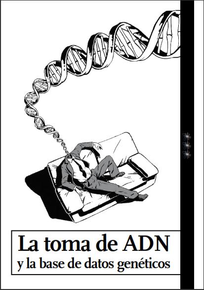 LA toma de ADN y la base de datos genéticos