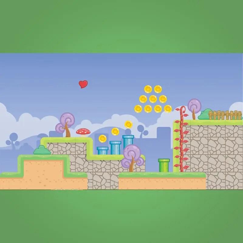 Fantasy Tileset - 2D Game Tileset