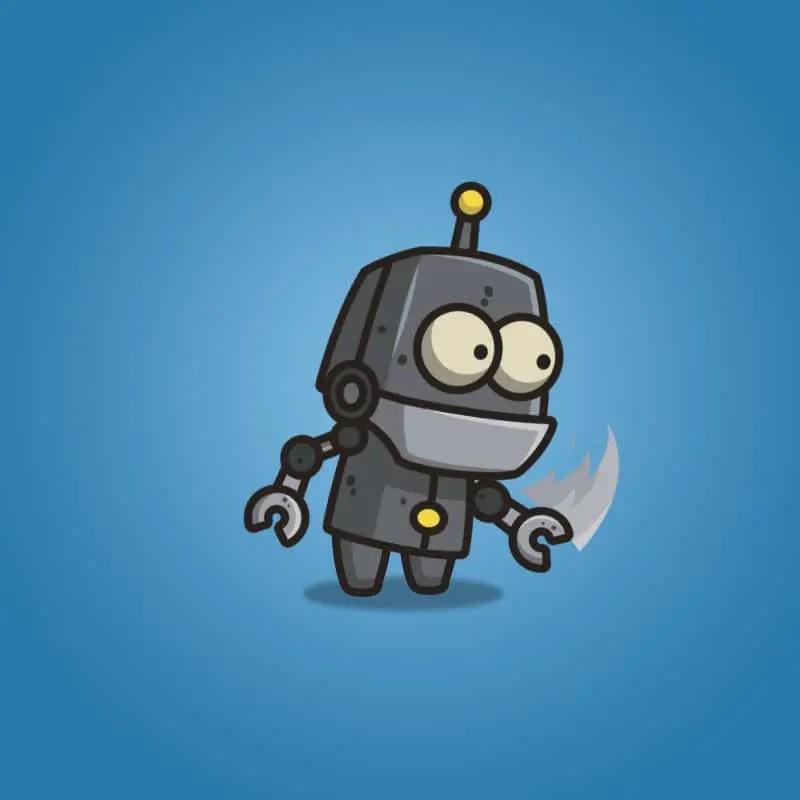 Dumb Robot