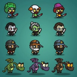 Affordable Royalty Free Game Assets from TokeGameArt