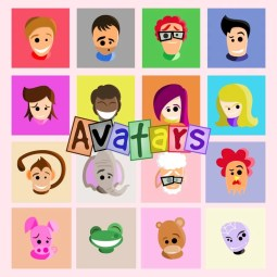 Characters Avatars For Casual Games