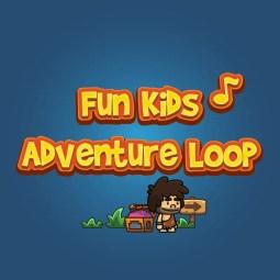 Fun Kids Adventure Loop - Background Music