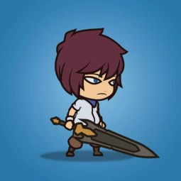 Knight Boy - 2D Character Sprite