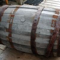 Oak Barrel Smoker (charcoal/propane).
