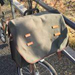 ブロンプトンのフロントバッグを紹介します