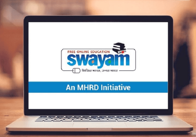 Indian government-backed learning initiative SWAYAM offers