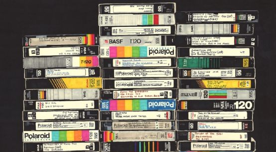 VCR Tapes