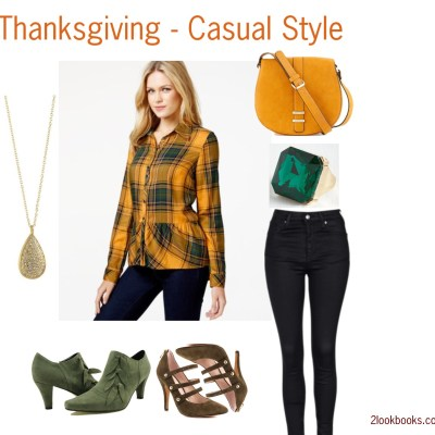 Thanksgiving Style – Casual & Dressy