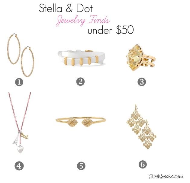 Stella and Dot Jewelry under $50