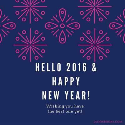 Happy New Year, Beauties!