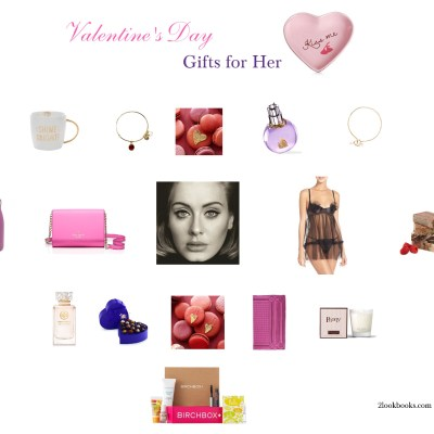 Valentine's Picks for Her
