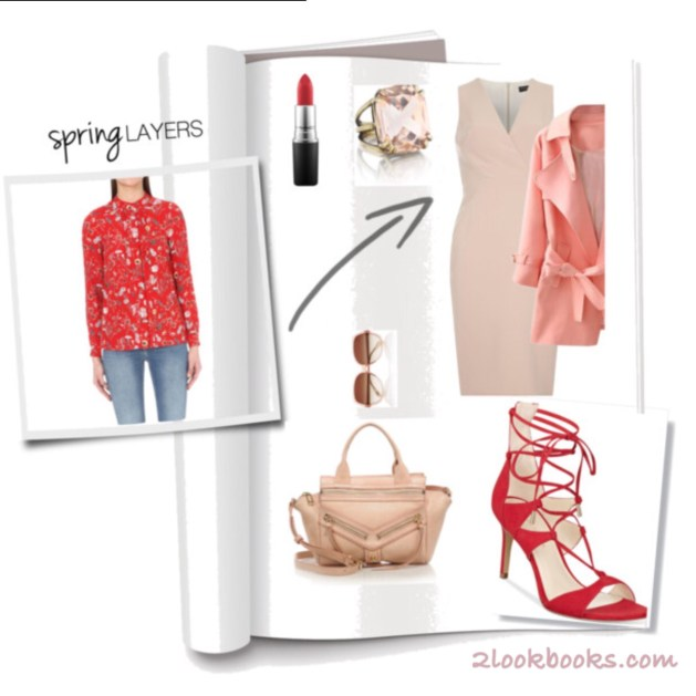 How to wear pastels and florals