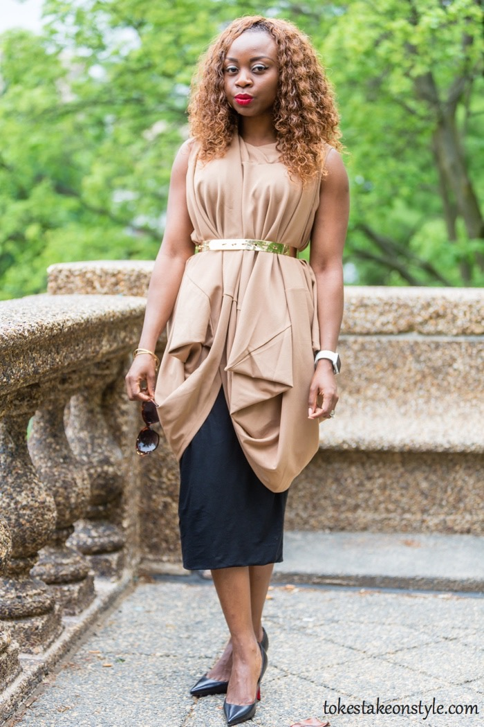 Chic Summer Office Outfit2