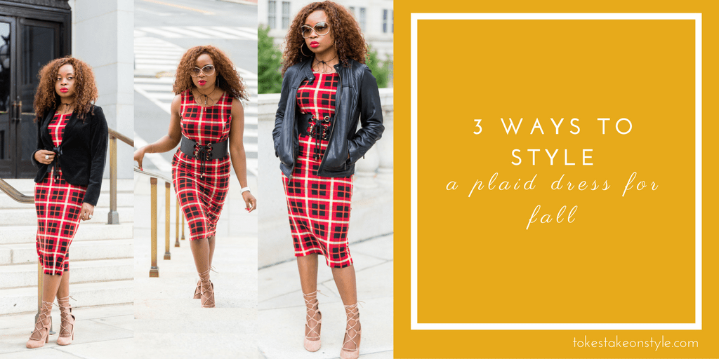 twitter-3-ways-to-style-a-plaid-dress-for-fall