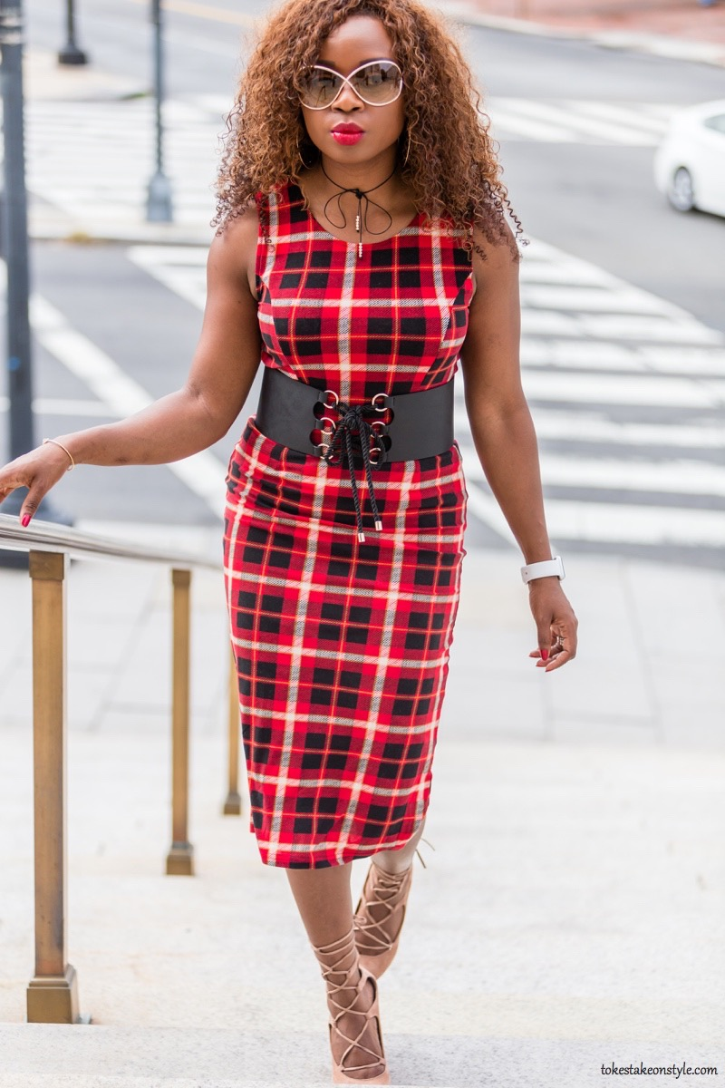 how-to-style-a-red-plaid-dress-for-fall20