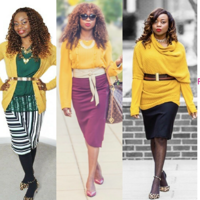 Cute and Professional Mustard Yellow Outfits for Now