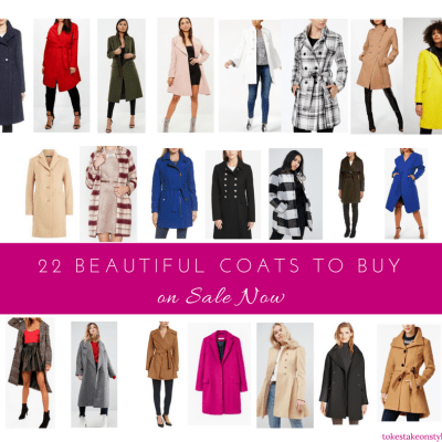 22 Beautiful Coats to Buy on Sale Now