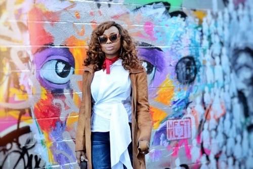 White Fashion Nova Mallory asymmetrical wrap top