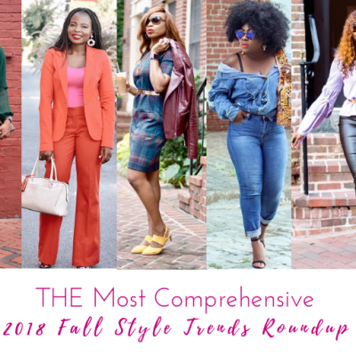 The Best Fall Style Trends Roundup for You