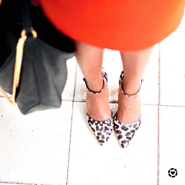 Dune London Leopard Print Pumps