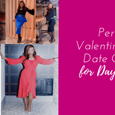 Perfect Valentine's Day Date Outfits For Day And Night