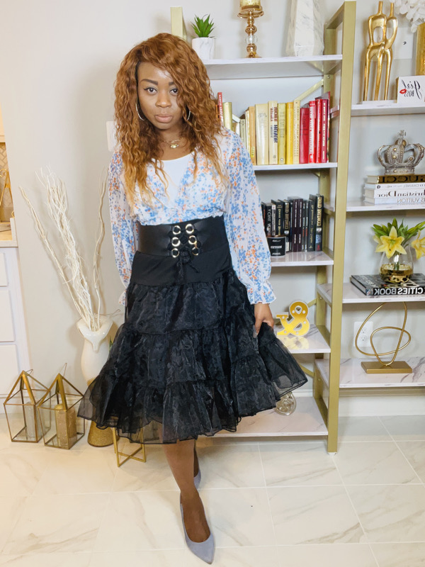 how-to-style-a-mini-dress-tulle-skirt