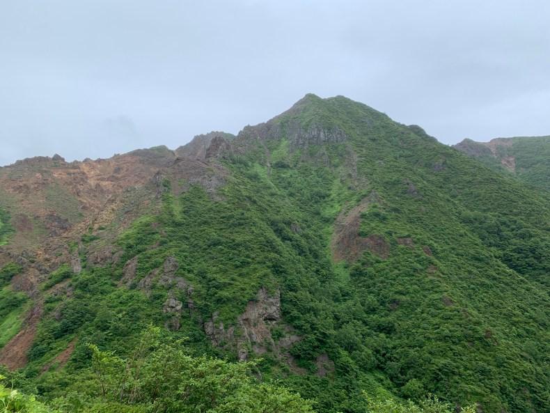 那須連峰・朝日岳